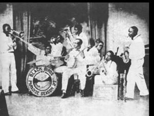 ジャズの黄金時代は1920年代だ: Black Beauty